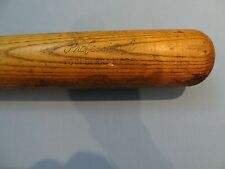 "Vintage Yogi Berra Hillerich Bradsby 1000 Louisville Slugger 34"" model bat"
