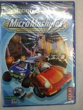 Micro Machines para playstation 2 Nuevo y precintado Pal