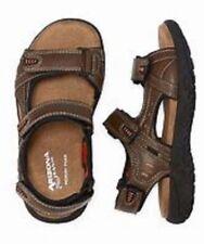 NEW Arizona Jean Co. Boys Brown Llewellyn Jr. Sandals Shoes Size 13, 1, 2, 3