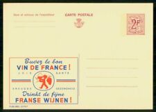 MayfairStamps Belgium AD 2f Mint Postal Stationery Card WWE09739