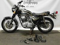 1975 Honda CB750 CB 750 Project      2039      FREE SHIPPING TO ENGLAND UK