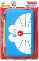 Nintendo Switch CYBER GADGET Doraemon face pouch NEW