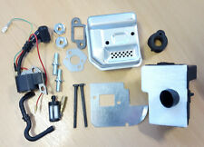 COIL, EXHAUST + FILTERS SERVICE KIT FITS  STIHL CHAINSAW 017 018 MS170 MS180