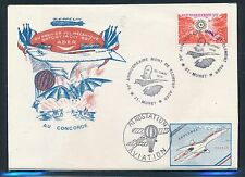 98306) Concorde SP Cover Cl. sollicitent... SST 1975, le Colonel C. label