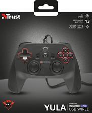 JOYSTICK COMPATIBILE PS3 TRUST PC PLAY joypad USB controller Gamepad PAD 20712