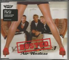 BUSTED Air Hostess w/ MUMMY TRADE UNRELEASE TRK CD Single SEALED USA seller