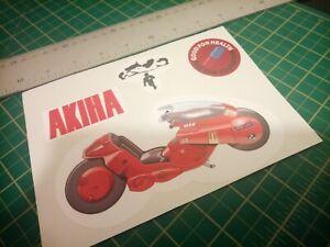 Akira manga Stickers