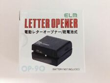 ELM Battery operated Electric Letter opener OP90