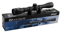 Walther Zielfernrohr ZF4x32/8 Luftgewehr Zielhilfe 4-fach Vergrößerung Absehen 8