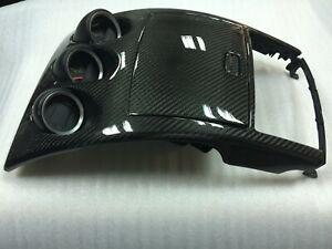Carbon Fiber center console dash kit for LHD 03-05 Nissan 350Z