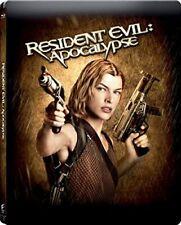Resident Evil - Apocalypse Steelbook Blu-Ray | (Milla Jovovich)