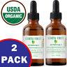 Best Organic Argan Oil, Cold-Pressed, Virgin, 2-Pack of 2oz Glass Bottles