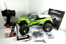 Axial AX10 Scorpion RC Rock Crawler Racer Vehicle +2 Batteries, Manual, Charger