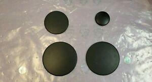 DG62-00067A (2pcs) / DG62-00070A / DG62-00111A OEM New Samsung Range Burner Cap