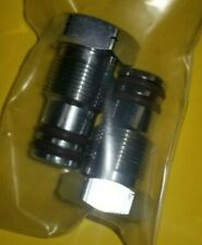 New listing Brand New Thermo Manifold Plugs (pair) Scuba Tank Valve Doubles Twins Tec