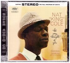 Nat King Cole , The Very Thought Of You  (CD_Super Audio CD_Hybrid Multichannel)