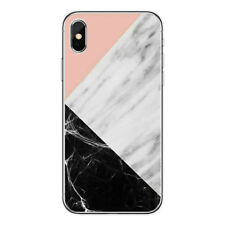 Marble Crack Ultra Thin Soft TPU Phone Case Cover For Iphone 5 6 6S 7 8 PLUS X
