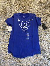 Dodgers T shirt Women The Nike Tee Size S