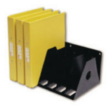 Rotadex Black 7 Section A4 Ring Binder Filing Unit A4R/7
