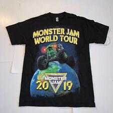 2019 Monster Truck  Jam Tour Gravedigger Small Tshirt