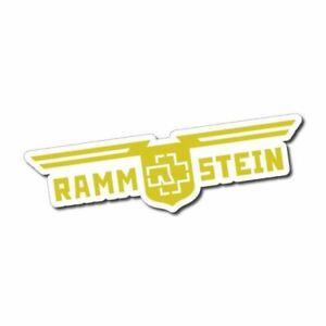 Rammstein Sticker / Decal - Vinyl Car Window Laptop