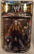 WWE WWF Classic Superstars Series 9 - Papa Shango Wrestlemania Ticket (MOC)