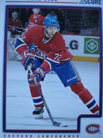 2012-13 NHL Panini Score Series Pick a player card