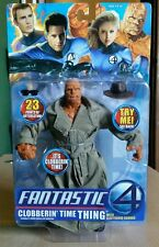 Fantastic 4 Four Movie Clobberin' Time THING ToyBiz Marvel Legends