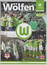 Orig.PRG  1.BL  2016/17  Relegation   VfL WOLFSBURG - EINTRACHT BRAUNSCHWEIG  !!