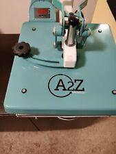 Stahls A2z Heat Press