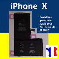 PROMO : Batterie NEUVE de remplacement pour iPhone X
