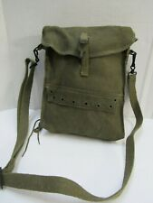 French Indo China Medic Pouch Carrying Bag with Strap Like Ww2 Us Medical M1951