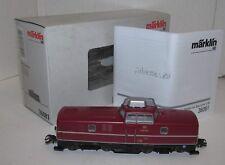 Märklin H0 36081, dig. Diesellok BR V80 DB, V 80 005,  OVP, XR3573X
