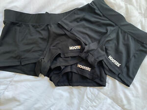 hooters' uniform shorts Halloween