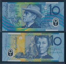 [94896] Australia 1992 10 Dollars Polymer Bank Note UNC P52a