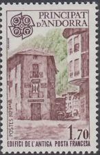French Andorra #270 MNH CV$4.00 Post Office