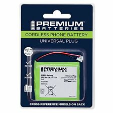 Premium Batteries Uniden BT-905 P-501 AT&T Universal Cordless Phone Battery AA3