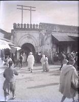MAGHREB Maroc Algérie Tunisie c1900,NEGATIF Photo Stereo Plaque Verre VR8L4n3