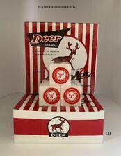 Deer Refined Camphor 3 blocks=12 tablets. Alcanfor. Free Shipping!