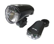 XLC Fahrrad LED Batterie Beleuchtungs Lampe Licht Set Performance CL S14