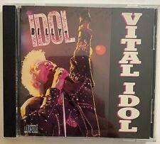 Billy Idol - Vital Idol CD Chrysalis – 610 544-222 UK Compilation VG