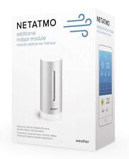 Netatmo Additional Indoor Module for Weather Station - Works With Amazon Alexa