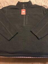 NWT The North Face Big & Tall 1/4 Zip Sweatshirt 5XL XXXXXL (RARE) Authentic