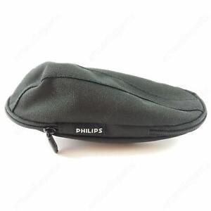 Pouch Canvas contour shaver case for Philips Norelco HQ5830 HQ6890 5812XL