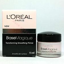 L'OREAL Paris NEW Base Magique Transforming Smoothing Primer 15ml Dermatologist