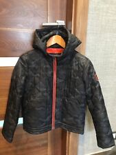 Michael Kors boys camo jacket, excellent condition, Size 10-12 years