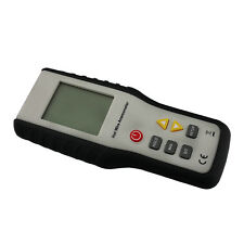 Digital LCD Hot Wire Thermo Anemometer Wind Speed Meter Air Flow Velocity Tester