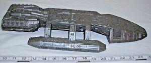 BATTLESTAR GALACTICA SHIP MODEL KIT MONOGRAM BUILT UP