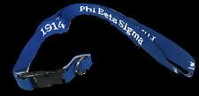 Phi Beta Sigma Fraternity Lanyard- New!