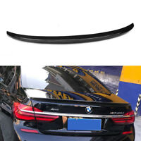 G11 Trunk Spoiler Carbon Fiber Wings for BMW G11 G12 Saloon 2016-2019 A Style